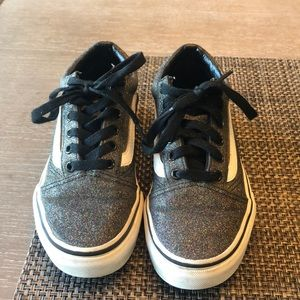 Girls Vans sneakers size 2.5